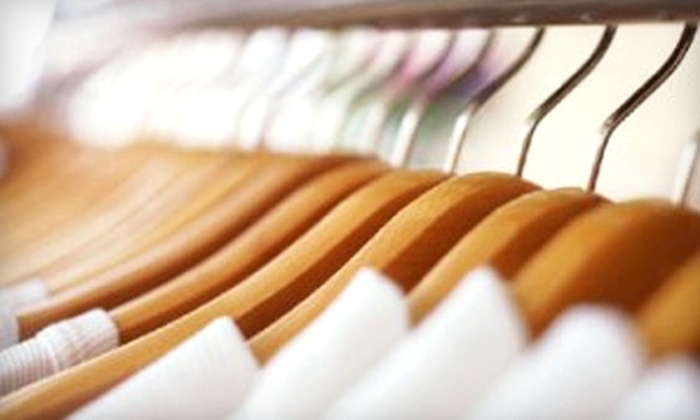 Dry Clean Xpress - Multiple Locations: $15 for $30 Worth of Dry Cleaning at Dry Clean Xpress