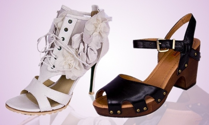 Amy's Shoes - Multiple Locations: $45 for $100 Worth of Shoes and Accessories at Amy's Shoes