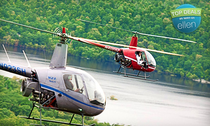 Heli Flights - Lincoln Park: $99 for a Private Helicopter-Flight Lesson from Heli Flights in Lincoln Park ($200 Value)