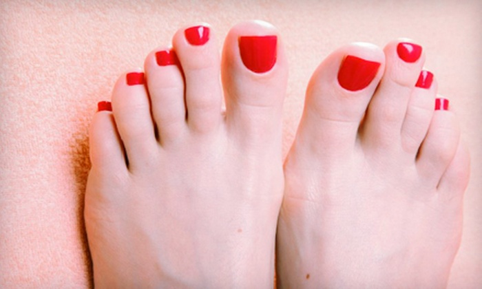 ClearNail Medical Laser Center - Multiple Locations: Laser Nail-Fungus Removal for One or Both Feet at ClearNail Medical Laser Center (Up to 67% Off)