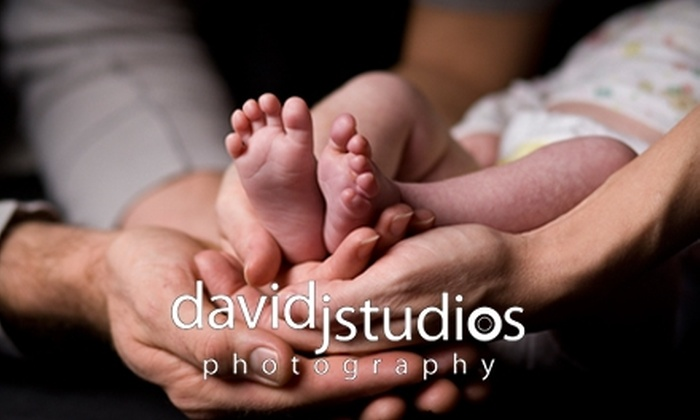 davidjstudios - Concord: $49 for One-Hour Photography Session and CD of Images from davidjstudios