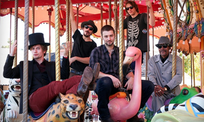 100 Monkeys - Disneyland: One Ticket to See 100 Monkeys at House of Blues Anaheim on August 27 at 7 p.m. Two Options Available.