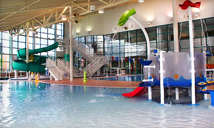 Summit on the Park - Canton: Family Gym Memberships to Summit on the Park in Canton (Up to 76% Off). Two Options Available.