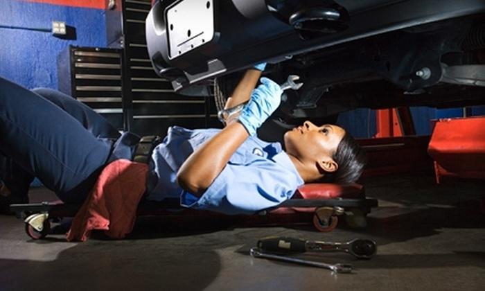 Doc Auto - Santa Cruz: $15 for $50 Worth of Car-Care Services at Doc Auto
