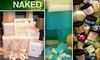 Naked Body + Bath - University Place: $20 Worth of Handmade Natural Products at Naked Body + Bath
