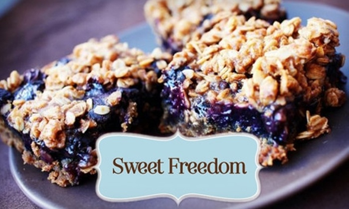 Sweet Freedom Bakery - Rittenhouse Square: $5 for $10 Worth of Cupcakes, Cookies, Muffins, and More at Sweet Freedom Bakery