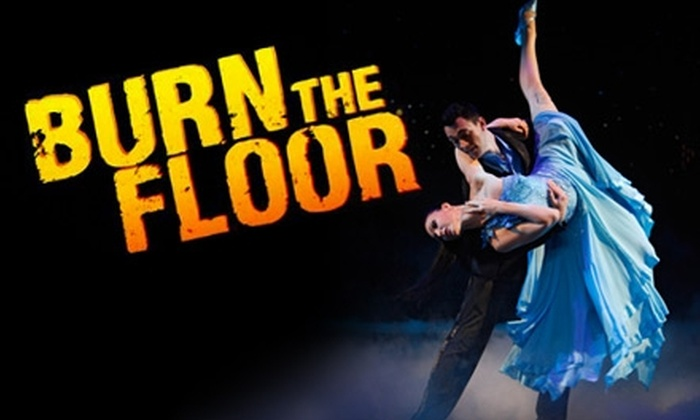 "The Pittsburgh Cultural Trust - Downtown: One Ticket to ""Burn the Floor"" at Heinz Hall on New Year's Eve or New Year's Day. Choose Between Two Seating Options."