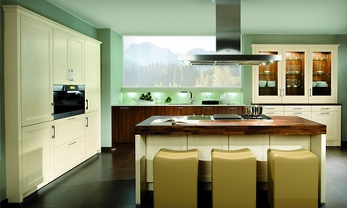 Culinablu - Near North Side: $999 for $2,000 Toward European Kitchen Cabinets from Culinablu