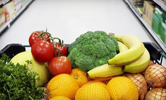 Genie Grocery: $15 for $30 Worth of Groceries Delivered from Genie Grocery