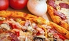 Caliente Pizza & Draft House - Bloomfield: Pizza Meal with Small Pizza, Appetizer, and 2-Liter Soda or $12 for $25 Worth of Italian Fare at Caliente Pizza and Bar