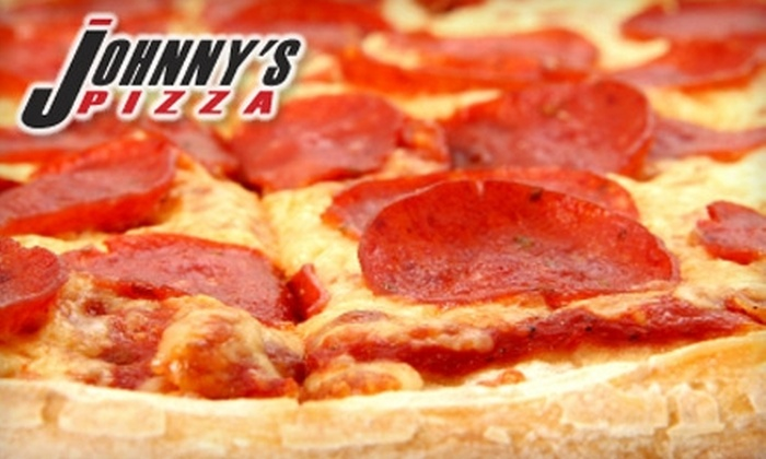 Johnny's Pizza - Apex: $12 for $25 Worth of Authentic New York–Style Pizza and More at Johnny's Pizza in Apex