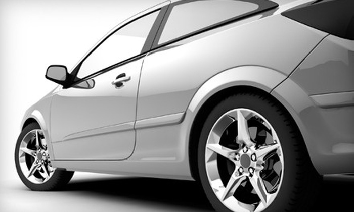 Done Right Auto Detail - Flour Bluff: Headlight Restoration or Full Detail for a Car or Truck or SUV at Done Right Auto Detail (Up to 51% Off)