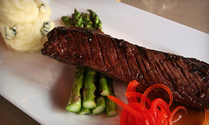 219 an American Bistro - Downtown Norfolk: $32 for Dinner for Two at 219 an American Bistro (Up to $67.97 Value)