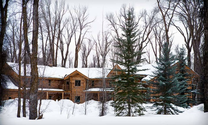 The Bentwood Inn - Jackson Hole, WY: $289 for a Two-Night Stay in a King or Queen Room at The Bentwood Inn in Jackson Hole, WY (Up to $580 Value)