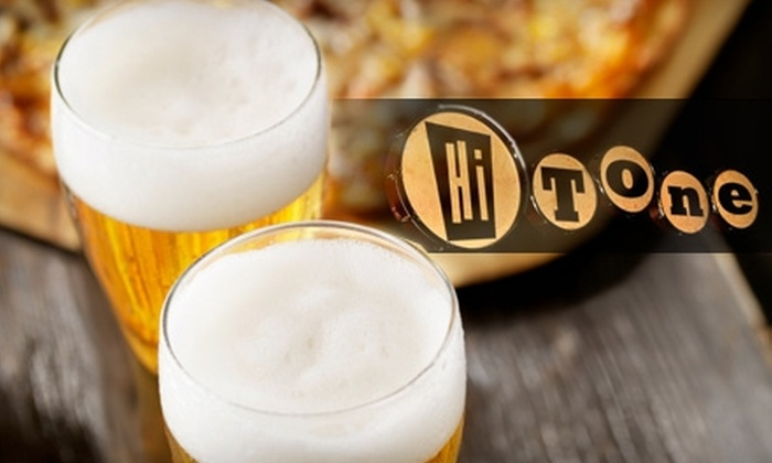 Hi-Tone Café  - Idlewild - East End Historical Association: $11 for $25 Worth of Pizza, Drinks, and More at Hi-Tone Café