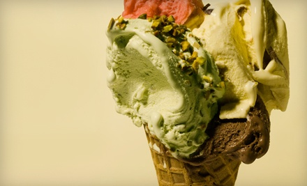 5 Artisanal or Cafe Beverages (up to a $27.50 total value) - Paciugo Gelato & Caffe in Madison