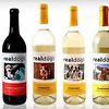 $25 for $50 Worth of Personalized Wine