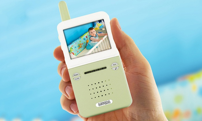 Babyview20 Interference-Free Digital Video Monitor and Camera: Babyview20 Digital Video Monitor and Camera