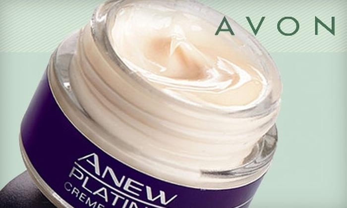 Avon Beauty Center - Cottonwood Village: $8 for $16 Worth of Beauty Products at Avon Beauty Center
