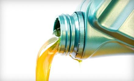 Standard Oil Change (a $32.95 value) - Jim's Auto Clinic in Cincinnati