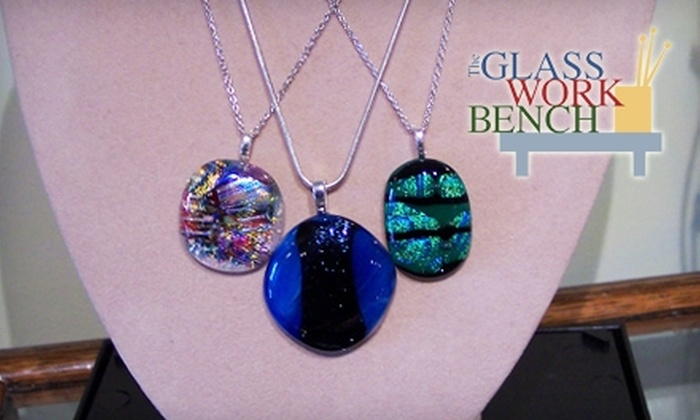 The Glass Workbench - St Louis: $17 for a Two-Hour Glass Fusing Workshop at The Glass Workbench ($35 Value)