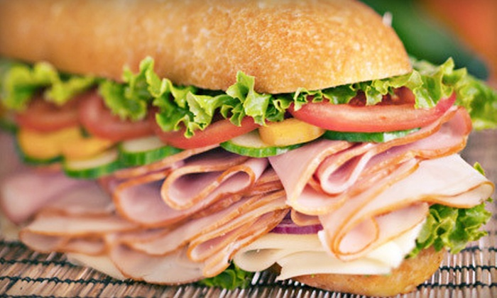 Submarina - Edmond: $5 for $10 Worth of Specialty Sub Sandwiches at Submarina