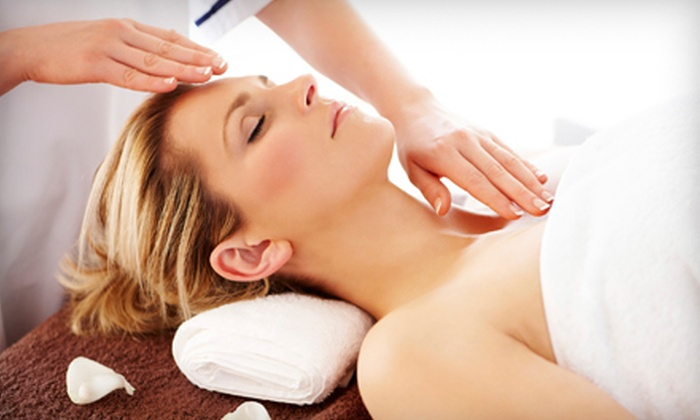 Wen Chic Salon and Spa - Katy: Shampoo, Style, and Highlights or a Facial and Massage at Wen Chic Salon and Spa in Katy