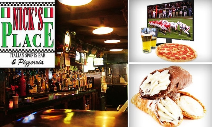 Nick's Place - Woodlake/ Briar Meadow: $10 for $20 Worth of Pizza & Italian Food at Nick's Place