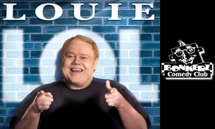 """Louie Anderson's """"Louie LOL"""" - Las Vegas: $30 for One General Admission Ticket to Louie Anderson's """"Louie LOL"""" at Palace Station Casino ($60 Value)"""
