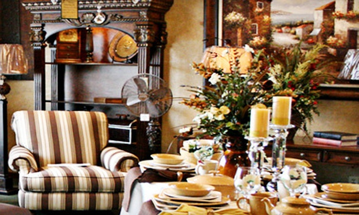 Homestead Decor - Bellevue: $20 for $40 Worth of Furniture, Accessories, and Gifts at Homestead Decor