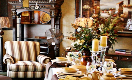 $40 Groupon to Homestead Decor - Homestead Decor in Green Bay
