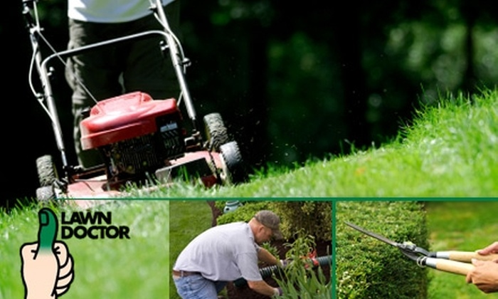 Lawn Doctor - St Louis: $35 for $75 Worth of Lawn Services from Lawn Doctor