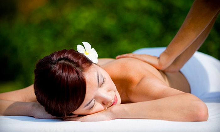 Tropical Rainforest Massage Therapy PC - Washington Heights: One or Two Massages at Tropical Rainforest Massage Therapy PC (Up to 64% Off)