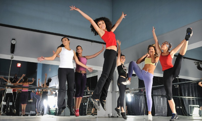 Dancemoves - Knoxville: Five Zumba Classes or One Month of Unlimited Zumba Classes at Dancemoves (Up to 59% Off)