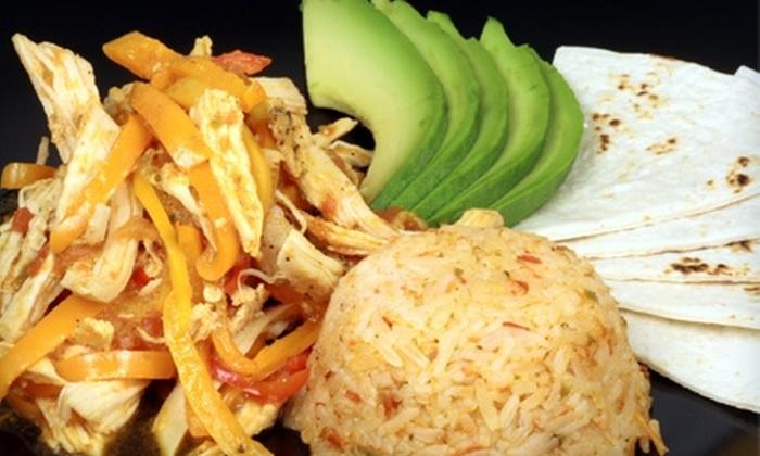 Casa Frida Restaurant - Heller Park: $6 for $12 Worth of Mexican Fare at Casa Frida Restaurant