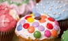 Cupcake Decorating 101 Class for Two or Four