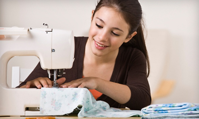 Kramer's Sew & Vac - Montgomery: $25 for $40 Toward Any Sewing, Quilting, or Embroidery Class and $10 Toward Supplies and Materials at Kramer's Sew & Vac