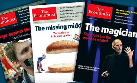 51-Issue Subscription (a $127 value) - The Economist in