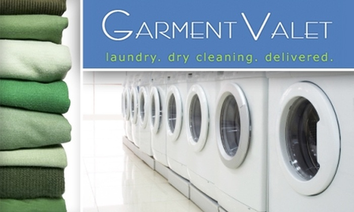 Garment Valet  - Boston: $20 for $45 Worth of Laundry Service from Garment Valet