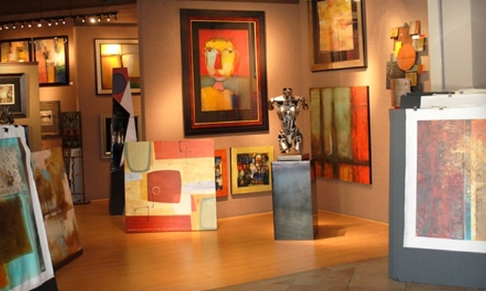 Think Art - North Scottsdale: $49 for $125 Worth of Custom Framing and Mirrors at Think Art in Scottsdale