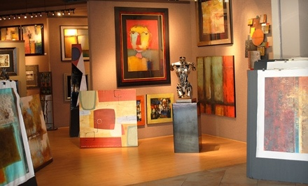 $125 Groupon to Think Art for Custon Framing and Mirrors - Think Art in Scottsdale
