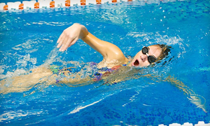 The Club at Oak Branch - Hewitt Area: $34 for Four Children's Swim Lessons at The Club at Oak Branch in Greensboro ($79 Value)