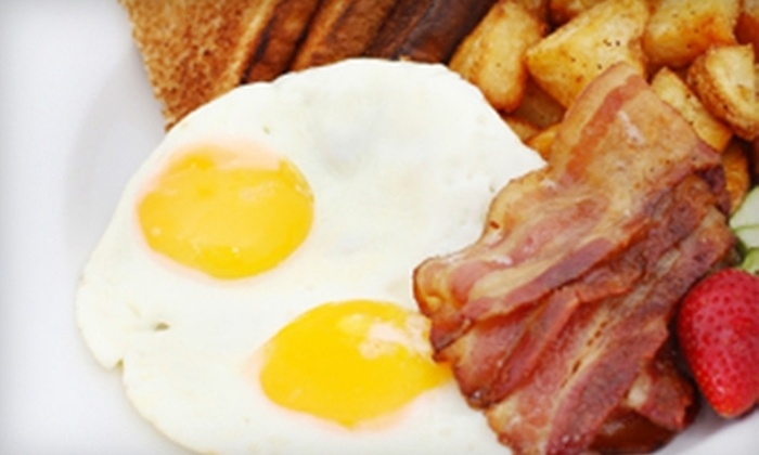 The Silver Spoon - Easthampton: $5 for $10 Worth of Breakfast and Lunch Fare at The Silver Spoon in Easthampton