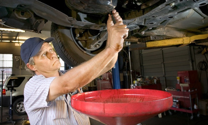 Accurate Care Automotive - Addison Heights: One, Three, or Five Oil Changes with 25-Point Inspections at Accurate Care Automotive in Marietta (Up to 56% Off)