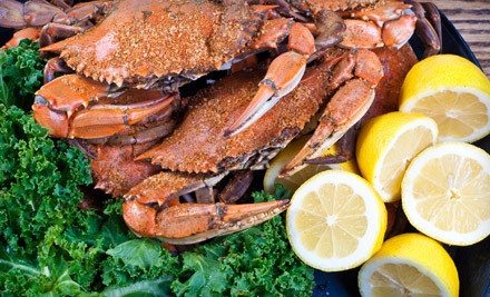 Two-Hour All-You-Can-Eat Crab Feast for Two (a $77 value) - Steamers Seafood House in Bethesda