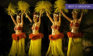 Diamond Head Luau: Diamond Head Luau Show Only and Aquarium Package or Royal Alii Luau with Table Service for Two (Up to 46% Off)
