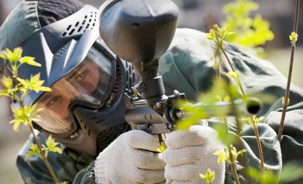 All-Day Paintball Session for 1 (a $35 value) - North East Adventure Paintball in North East
