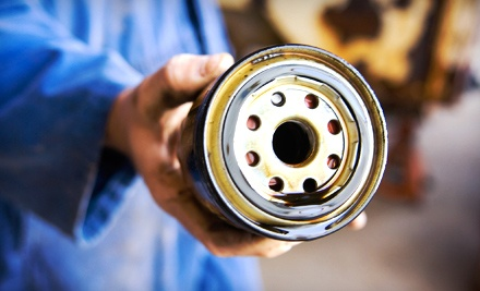 $29 for Two Oil Changes with Semisynthetic Oil at A-1 Automotive ($65 Value)