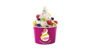 Menchie's Frozen Yogurt-Chicago, IL: Frozen Yogurt at Menchie's Frozen Yogurt (Up to 38% Off)