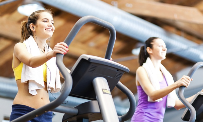 Spirit Health Club - Lancaster: Spirit Health Club: One-Day or Two-Week Membership For One, Two or Four from £9